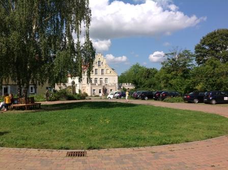 Seminar- und Biohotel Gutshaus Parin/Ostsee