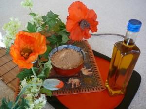 Shiatsu mit Öl