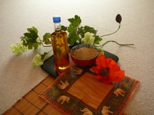 Shiatsu mit Öl2