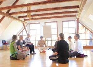 Shiatsu und Qi Gong – Achtsamkeit und Atem